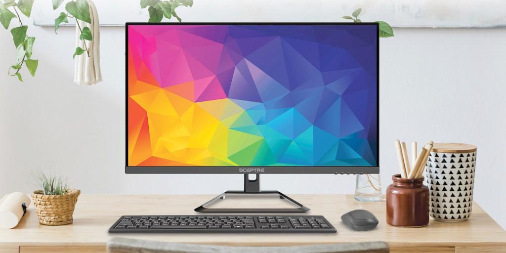 Sceptre 4K monitor