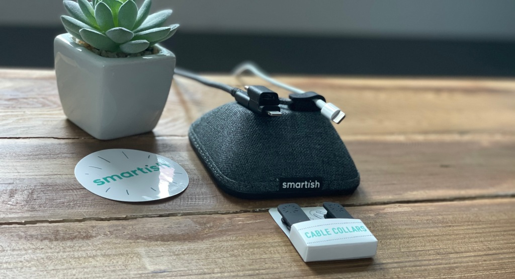 Smartish magnetic cable organizer Cable Wrangler review
