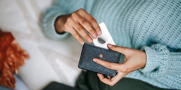 Spigen AirTag wallet card case