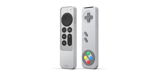 retro Siri Remote case