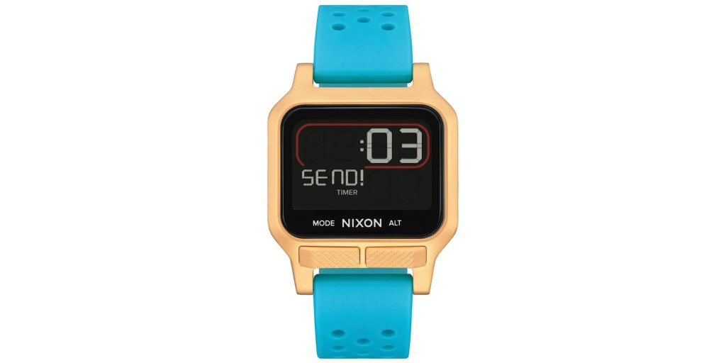 nixon heat watch team edition