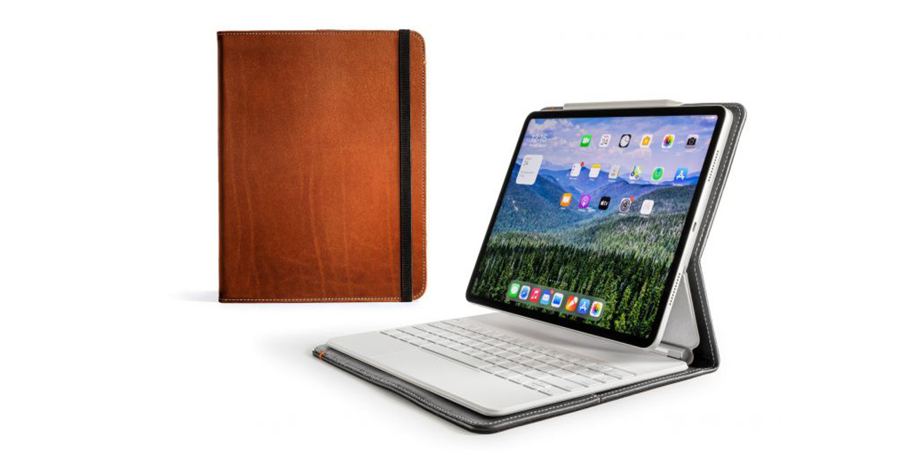 Pad & Quill launches limited run aged whiskey leather iPad ...