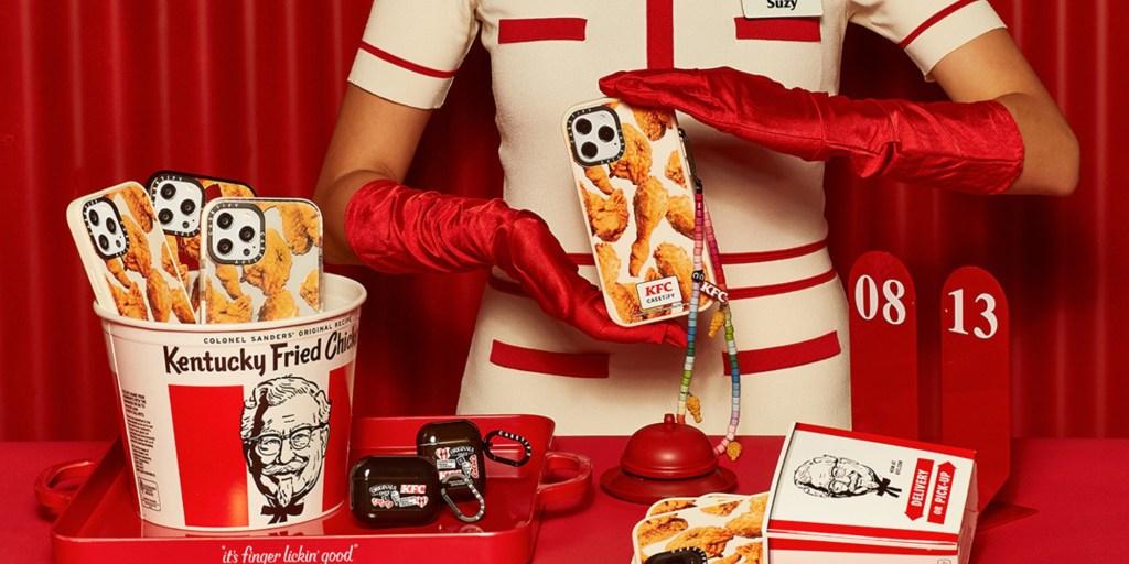 CASETiFY KFC