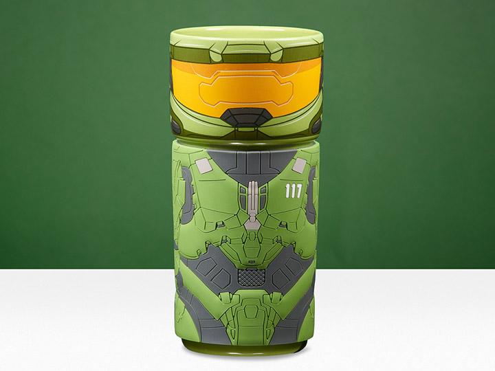 Halo Infinite merchandise  CosCup