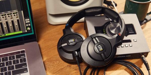 KRK headphones
