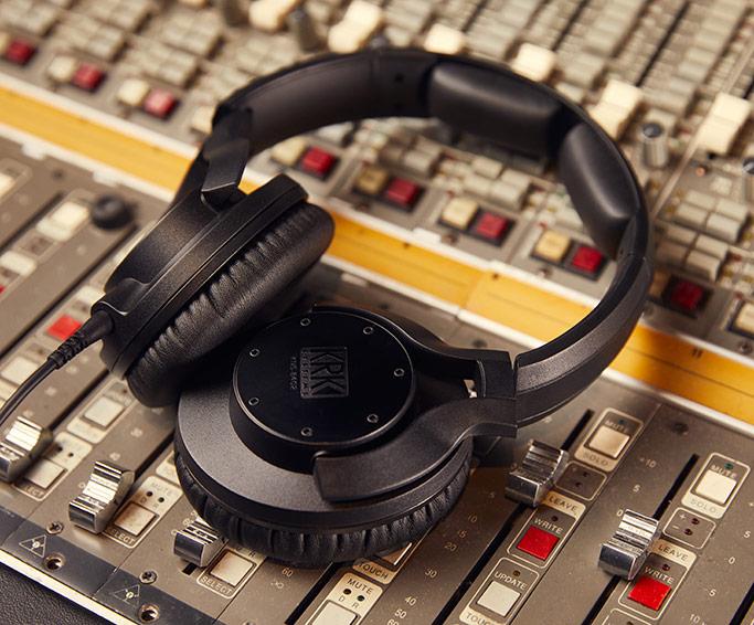 KRK headphones 8402