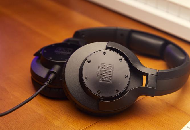 New KRK headphones