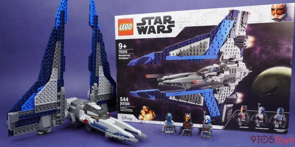 LEGO Mandalorian Starfighter