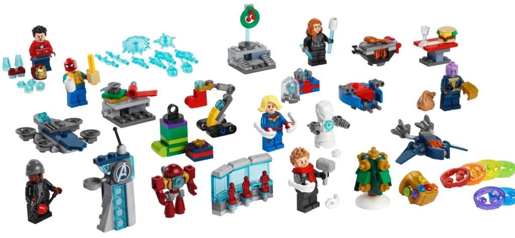 LEGO Marvel Advent Calendar