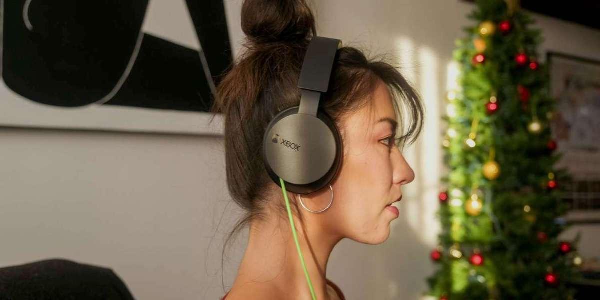 Microsoft wired Xbox Stereo Headset