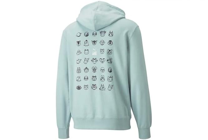 PUMA Nintendo collaboration Animal Crossing-hoodie