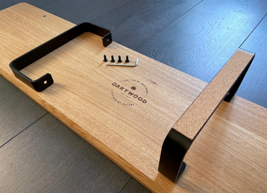 Oakywood Desk Shelf
