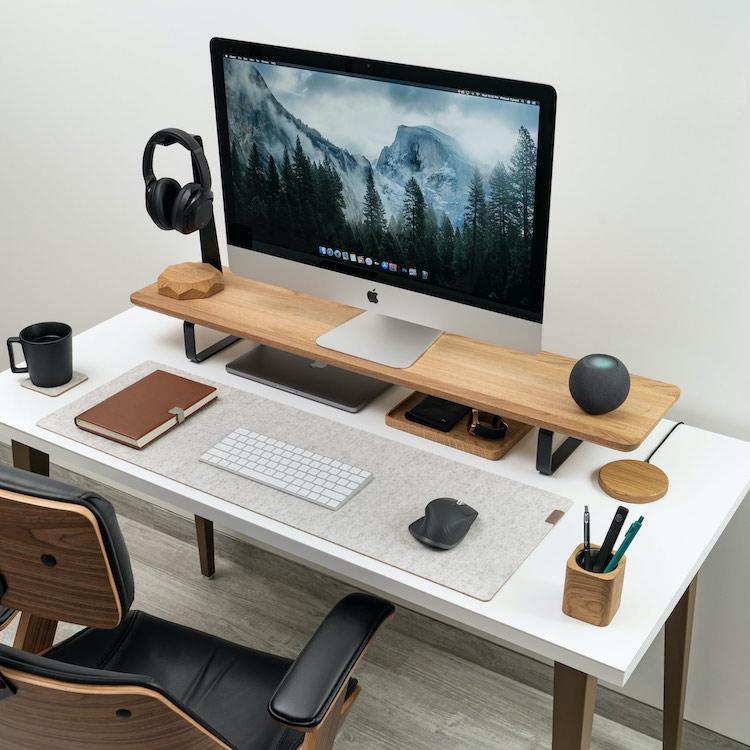 Oakywood Desk Shelf tested
