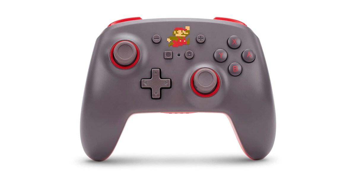 PowerA Switch controller