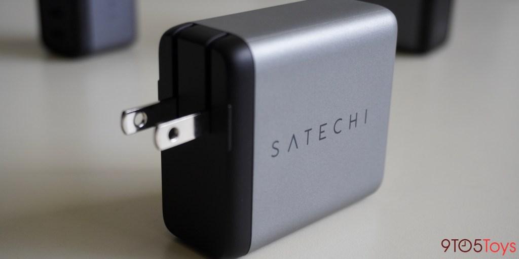 Satechi GaN USB-C charger