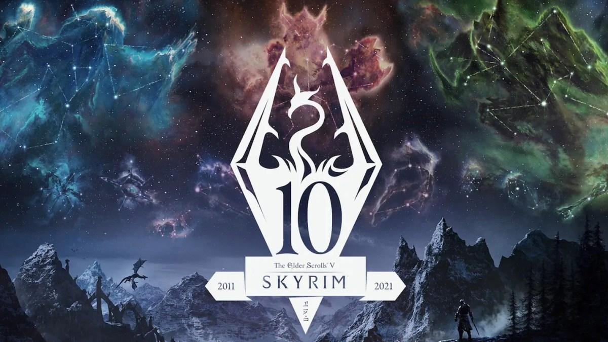 Skyrim 10th Anniversary