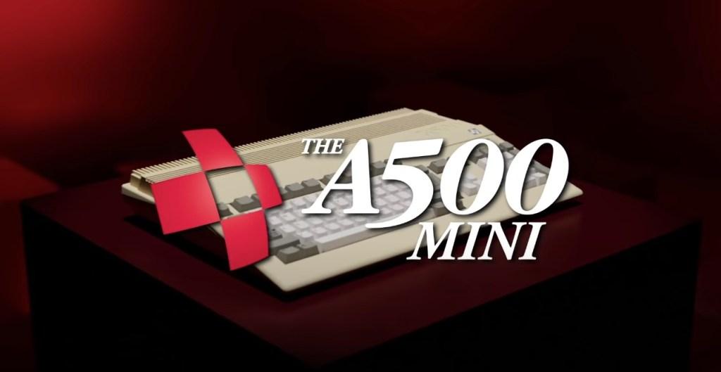 Retro Games unveils new THEA500 Amiga mini console