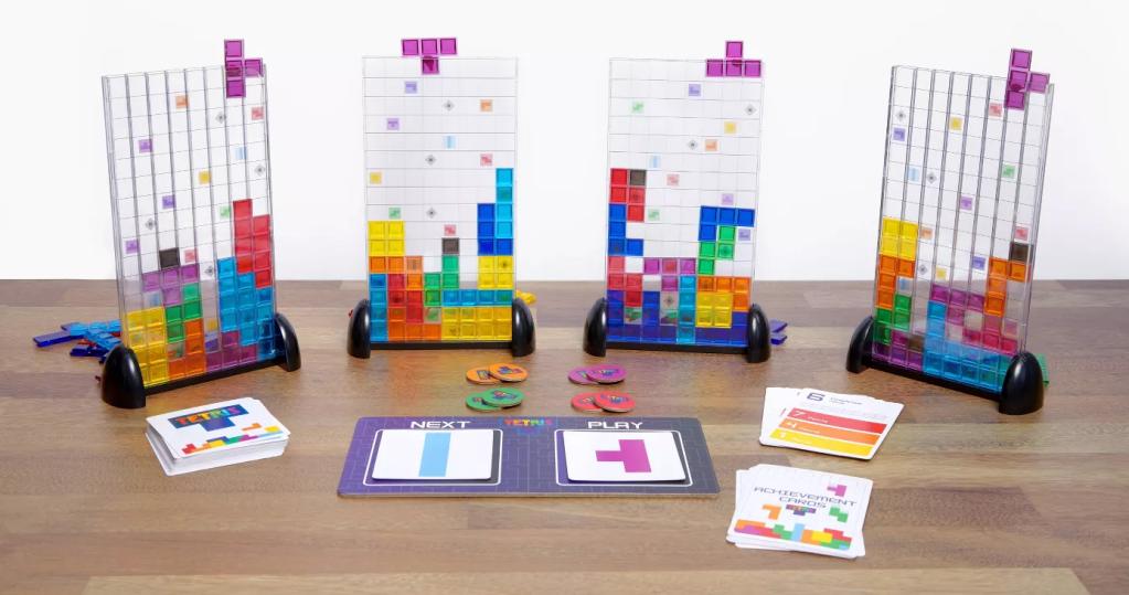 Tetris board game multiplayer