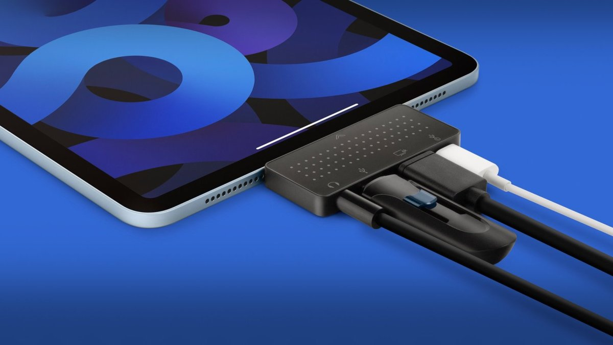 Twelve South StayGo mini USB-C Hub