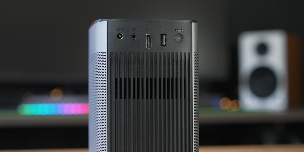 ins and outs of the XGIMI Halo projector