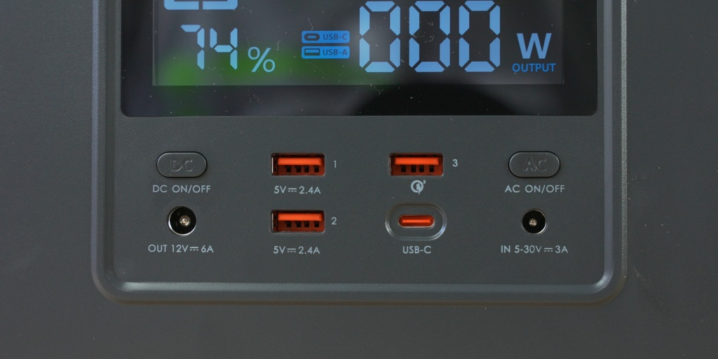 Ins and outs of the Aukey PowerZeus 500