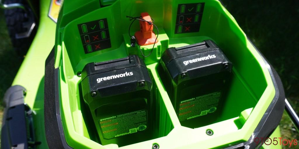 Greenworks 48V electric mower