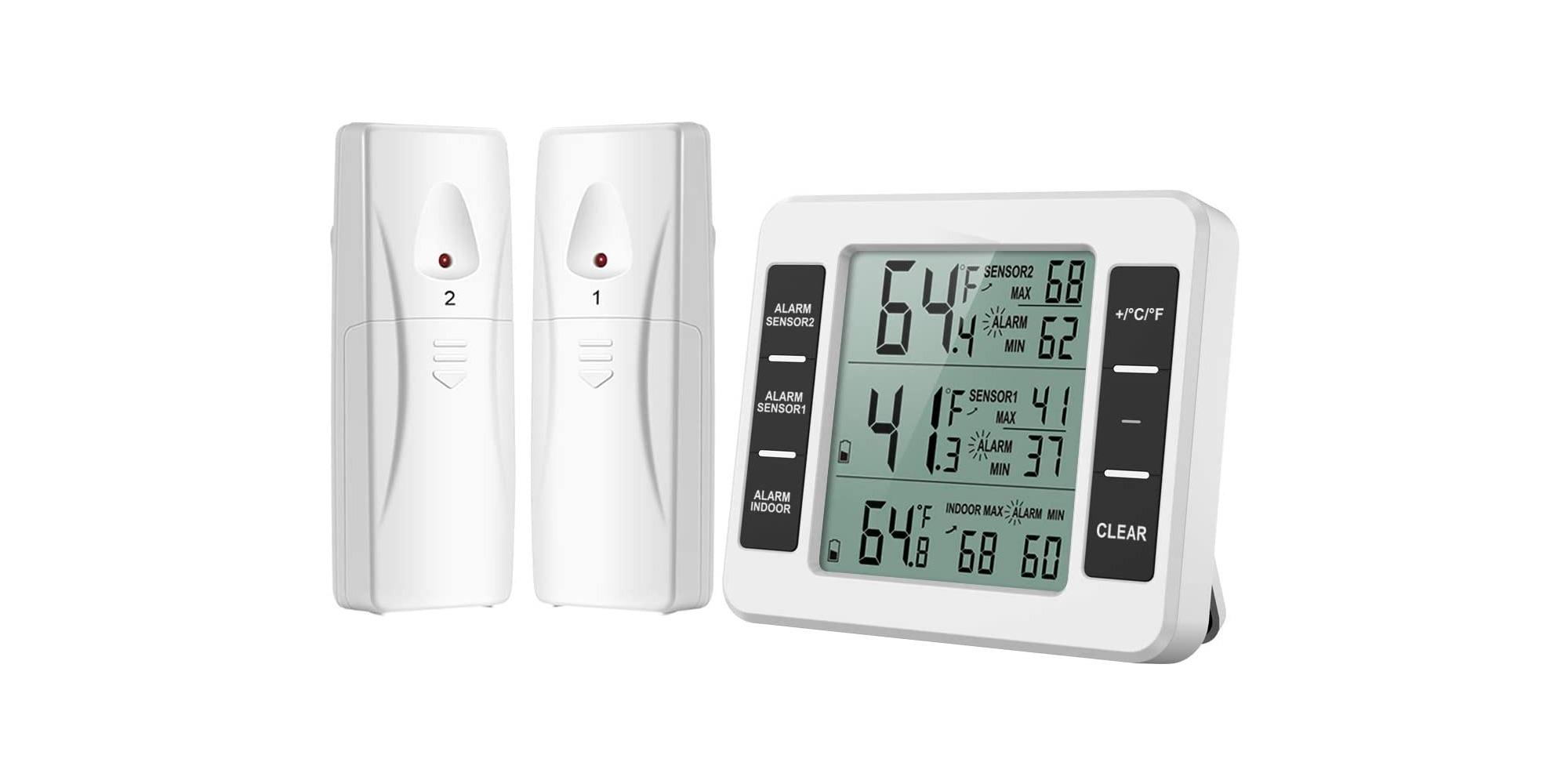 Refrigerator Thermometers Kitchen & Dining Refrigerator ...