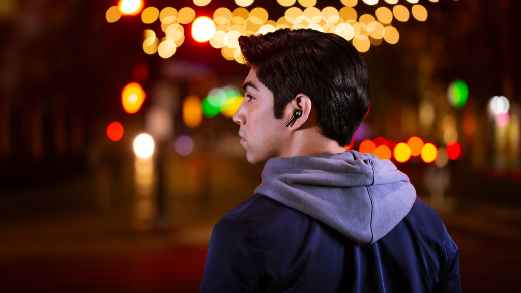 razer hammerhead true wireless v2 headphones