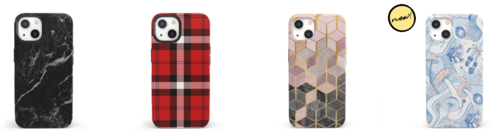 Casely iPhone 13 cases