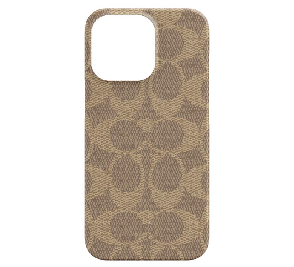 Coach iPhone 13 cases