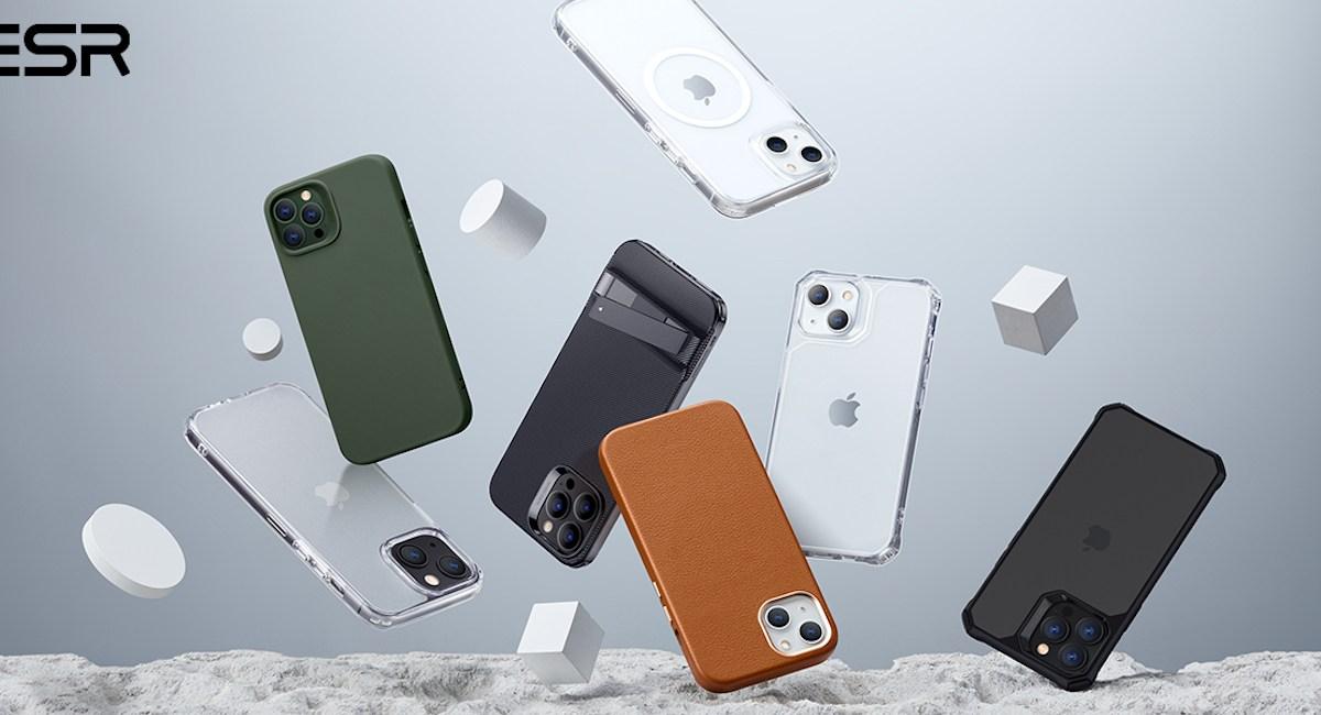 MagSafe ESR iPhone 13 cases