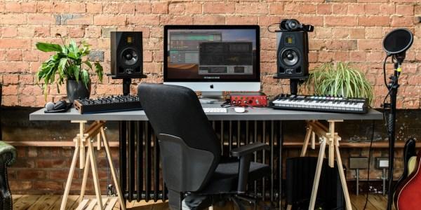 Focusrite USB-C audio interfaces