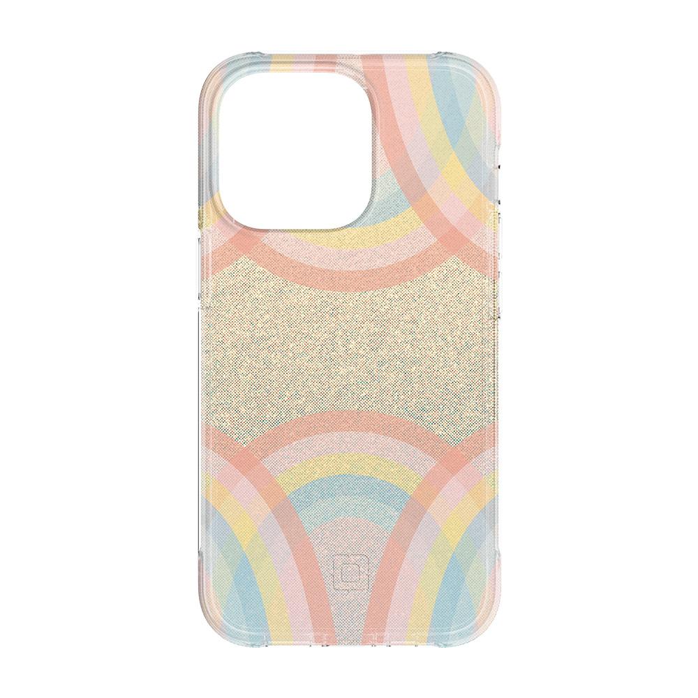 Incipio iPhone 13 cases-Incipio Design Series Rainbow 1