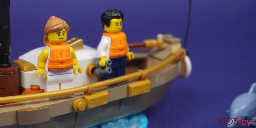 LEGO Sailboat Adventure
