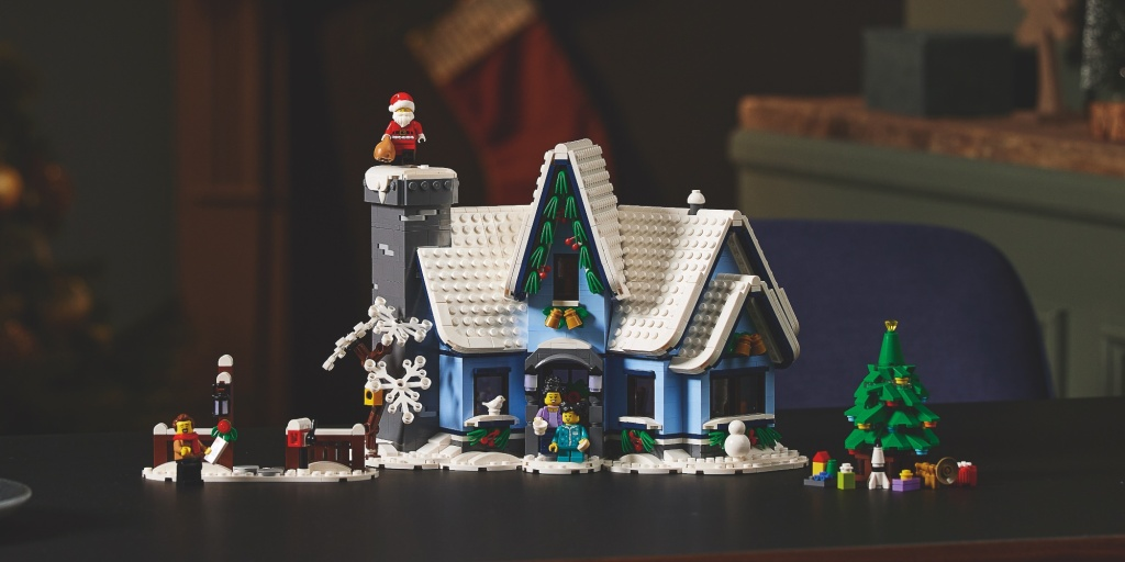 LEGO Santa's Visit