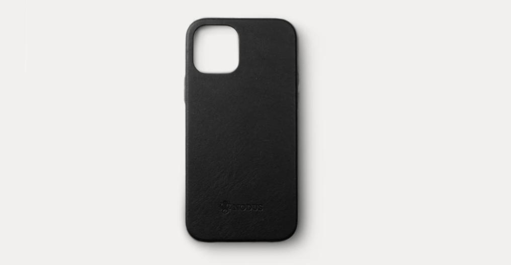 Nodus iPhone 13 leather Shell Case 4