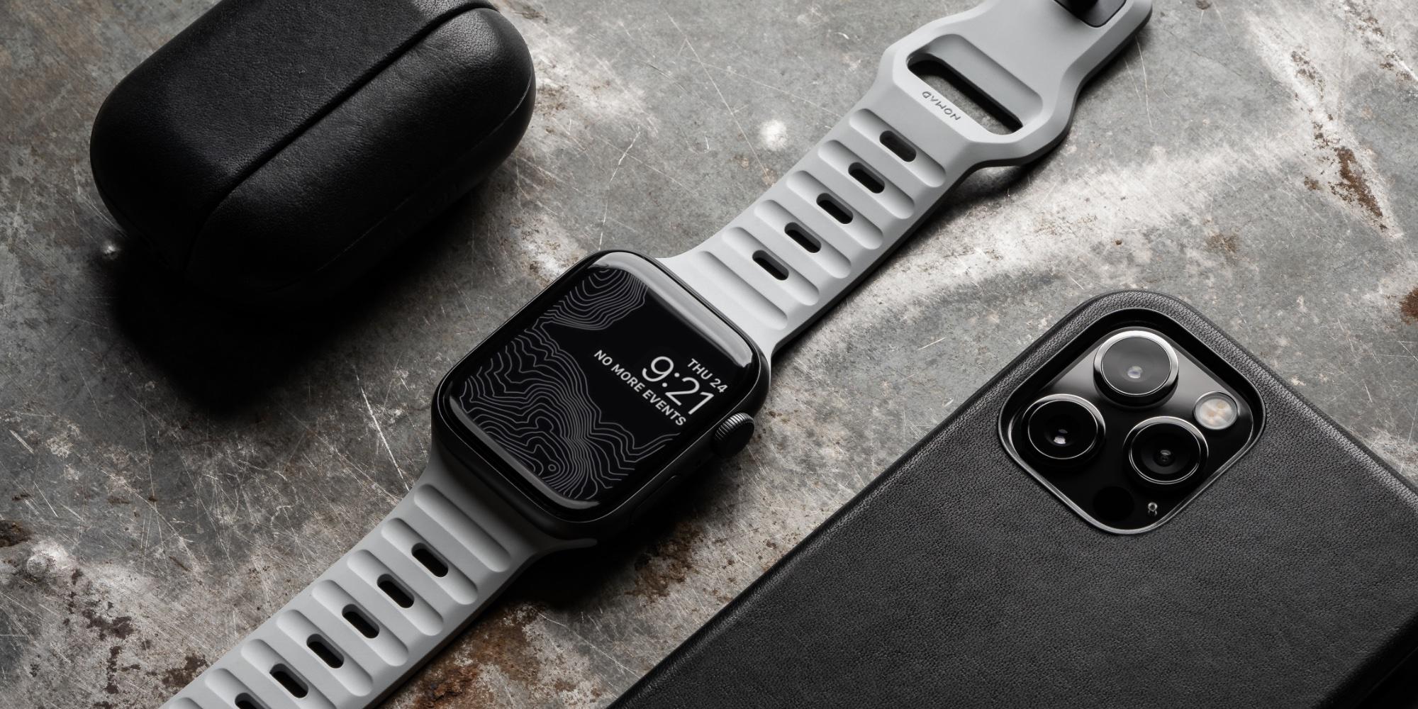 Nomad Sport Apple Watch