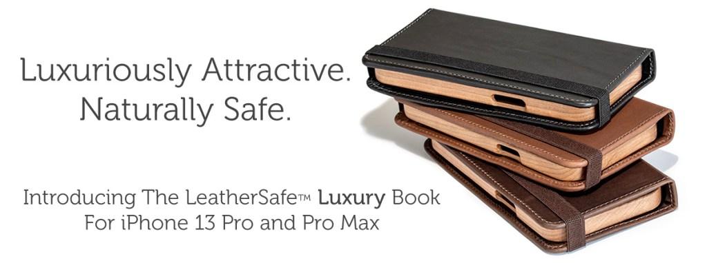 Pad & Quill iPhone 13 luxury case