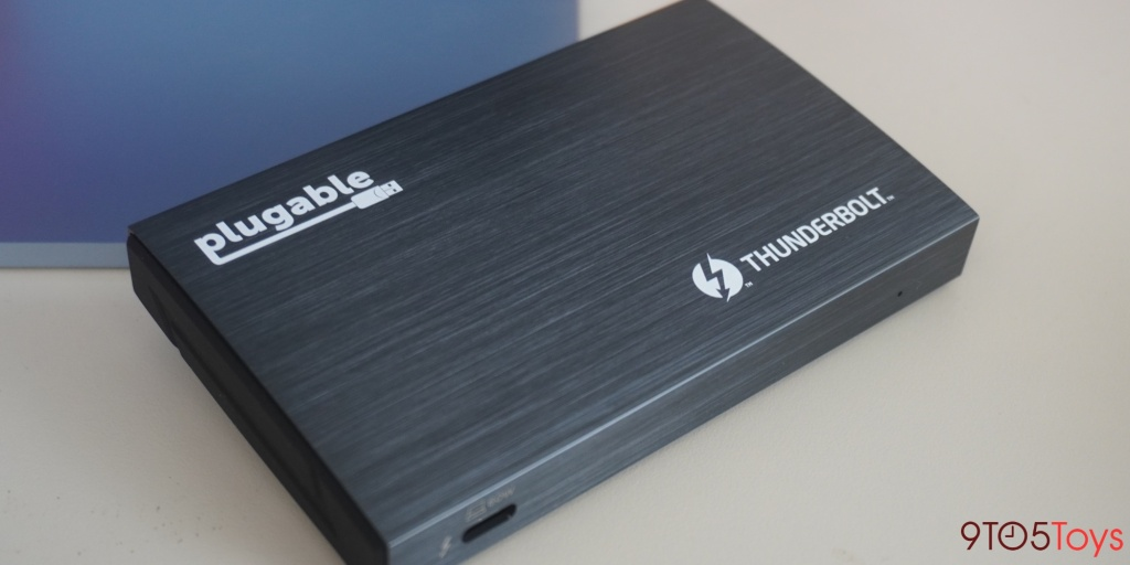 Plugable Thunderbolt 4 Hub