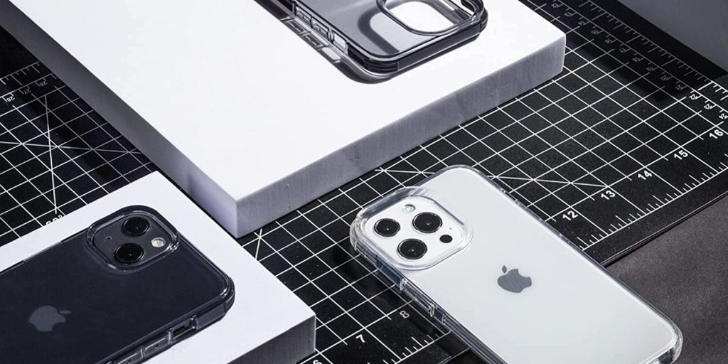 Raptic Clear iPhone 13 Case