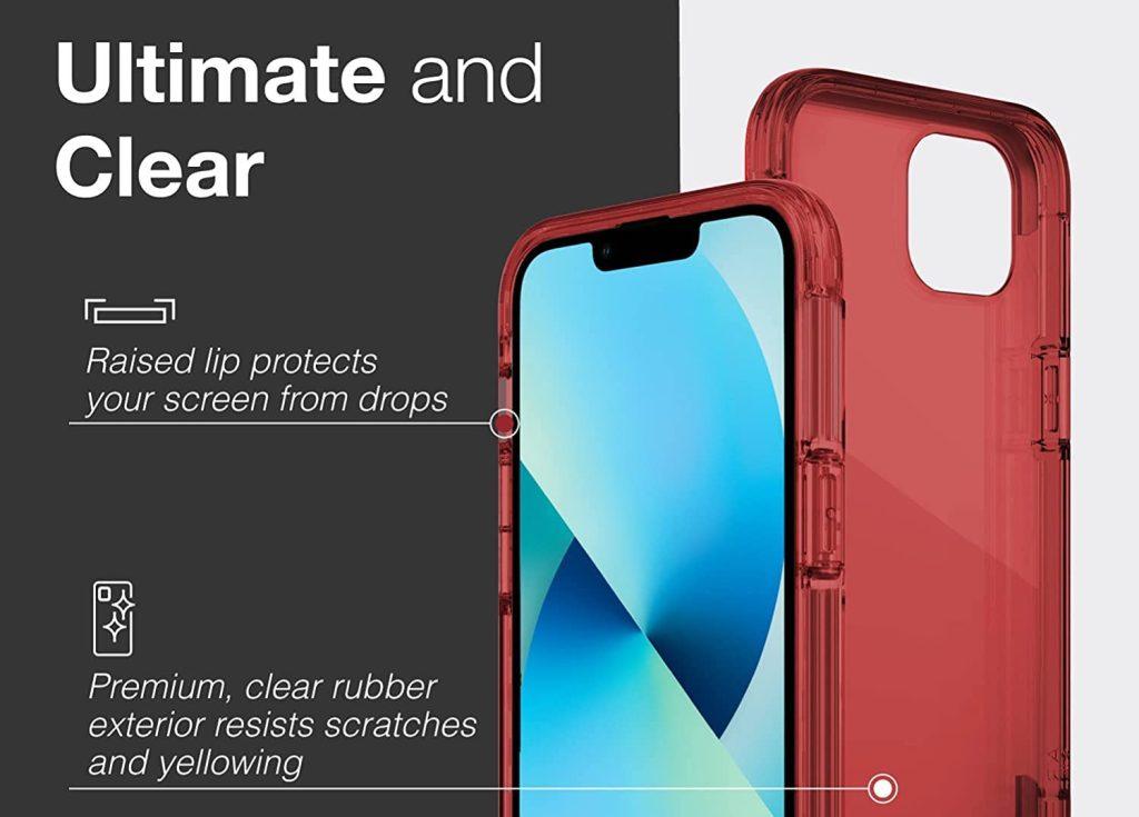 Raptic iPhone 13 Case Air