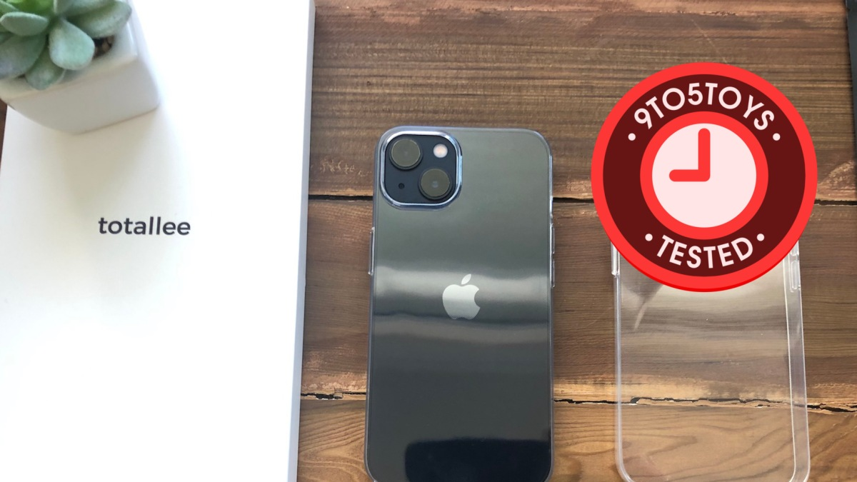 Totallee clear iPhone 13 cases review