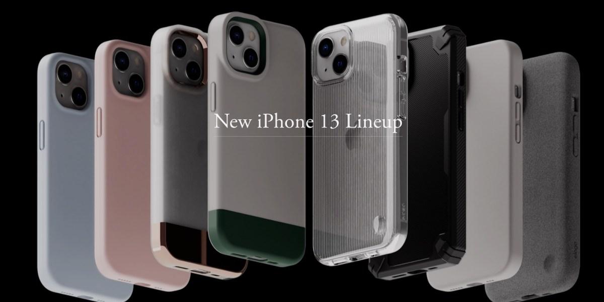 elago iPhone 13 case