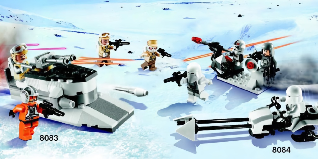 LEGO Hoth Battle Pack