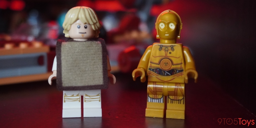 LEGO UCS Luke Landspeeder