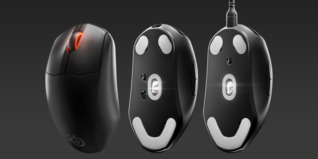 steelseries prime mini wireless gaming mouse