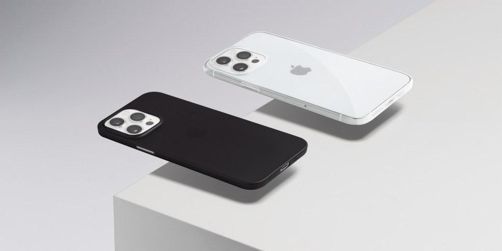Totallee minimalist iPhone 13 case