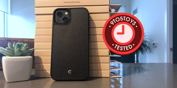 CYRILL Brick vegan leather iPhone 13 case review