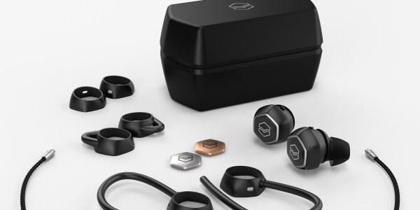 Hexamove V-MODA wireless earbuds