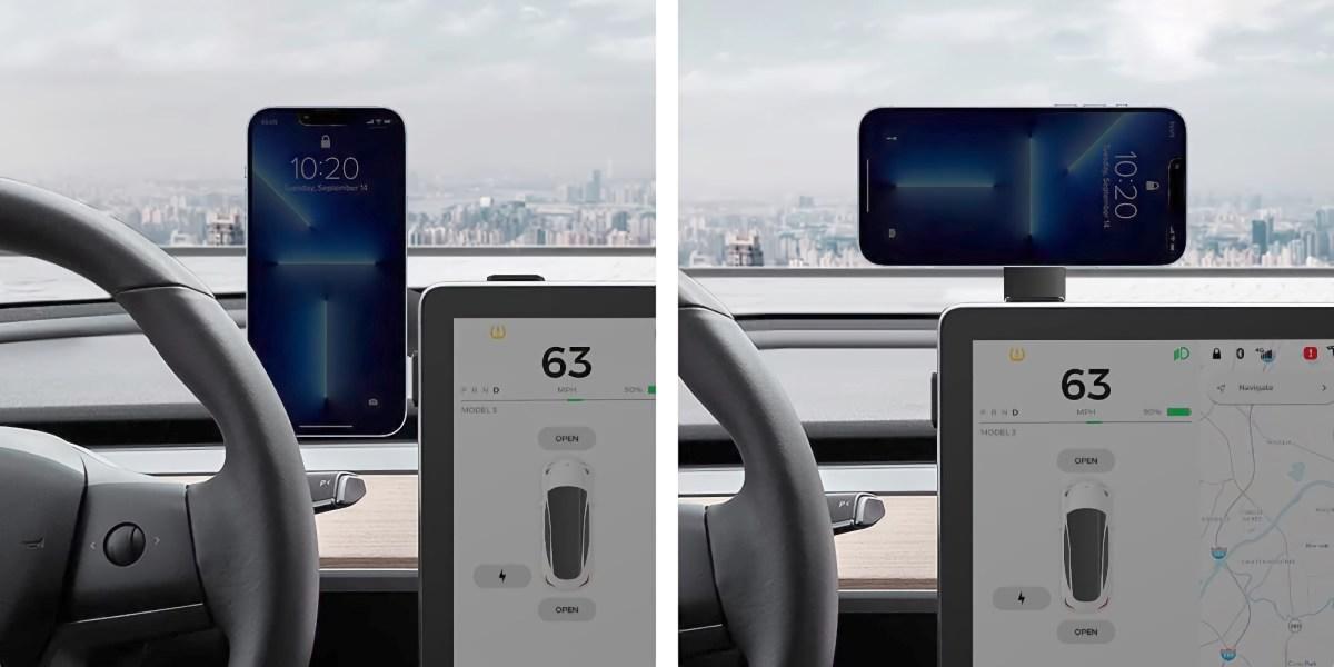 Spigen MagSafe Tesla